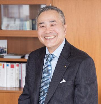 裕幸計装株式会社 代表取締役 太田隆三